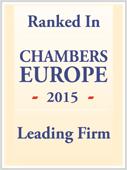Chambers Europe 2015