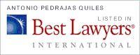 BEST LAWYERS INCLUYE A LOS SOCIOS DEL DESPACHO DENTRO DE LA LISTA DE BEST LAWYERS EN LA ESPECIALIDAD DE DERECHO DEL TRABAJO.