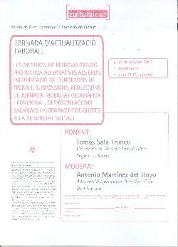 JORNADA DE ACTUALIZACIÓN LABORAL