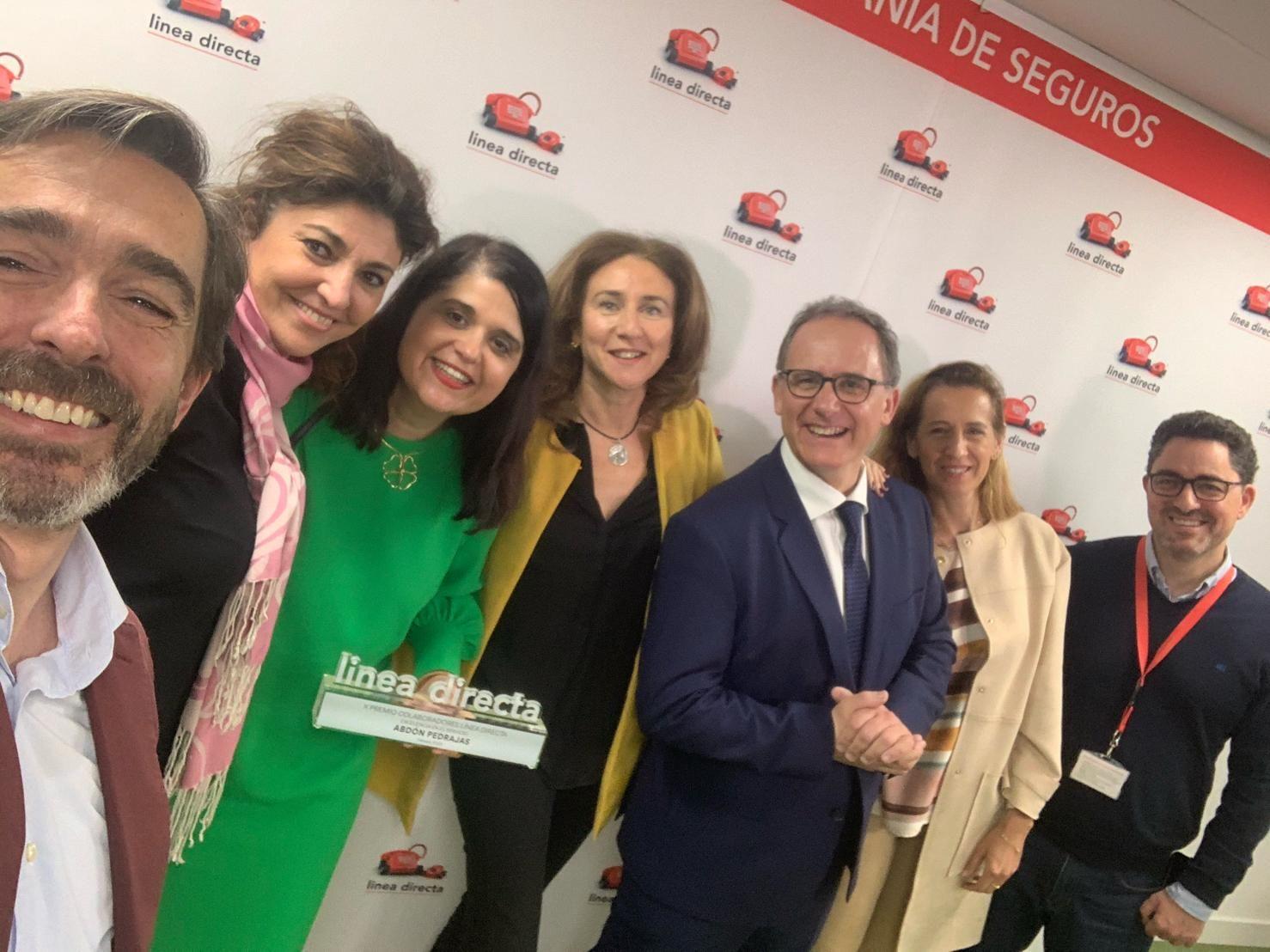 X Edición Premio Colaboradores de Linea Directa Aseguradora